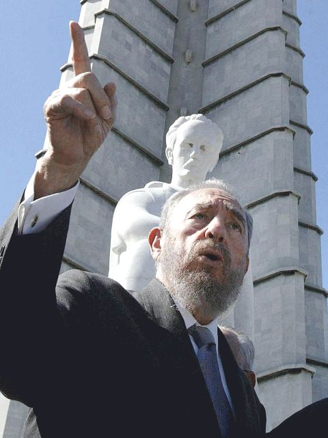 キューバ革命の指導者カストロ議長は638回暗殺されそうになったという雑学