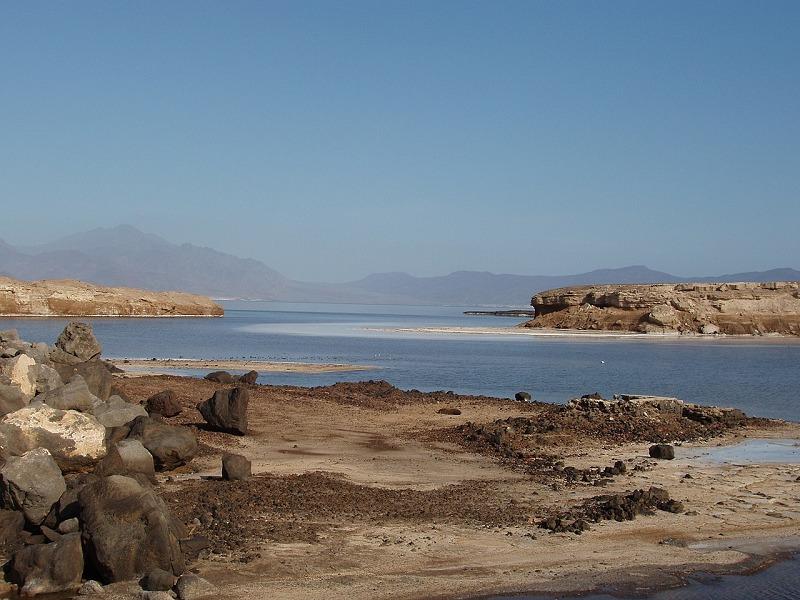 世界一塩分濃度が高い「アッサル湖」についてのトリビア