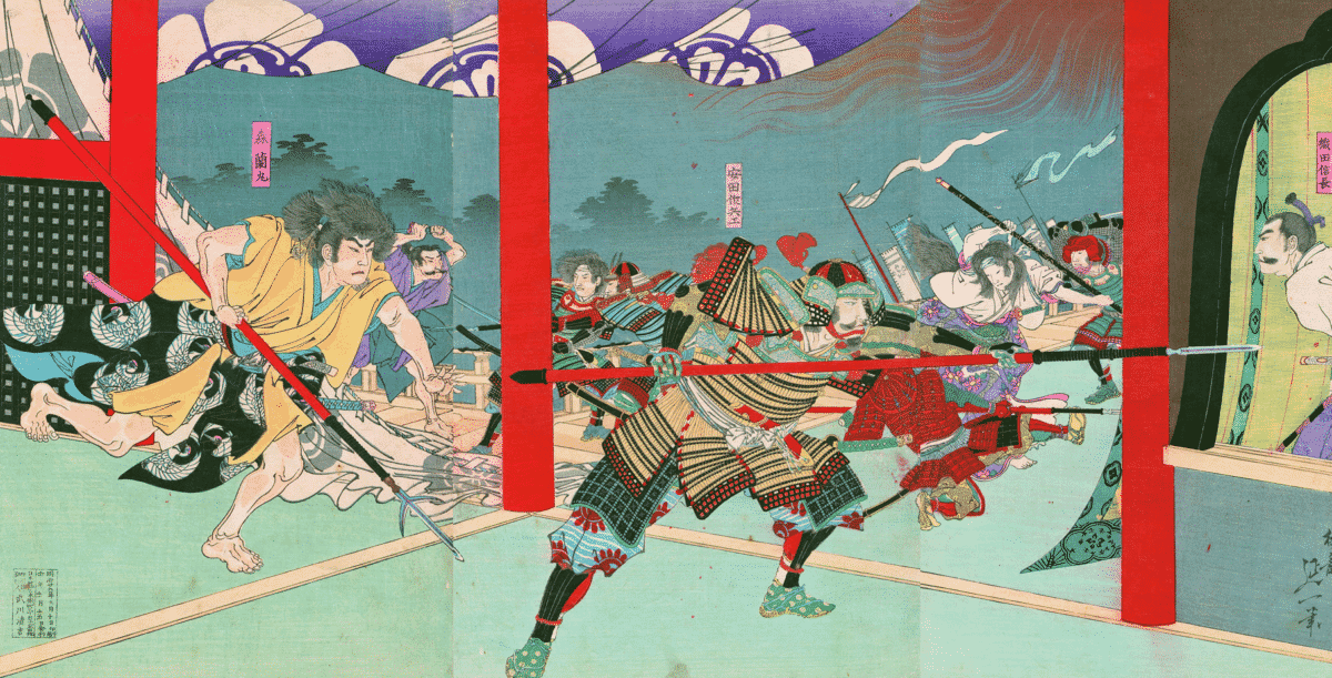 日本史の「~の変」・「~の乱」・「~の役」などには、明確な違いがあるという雑学