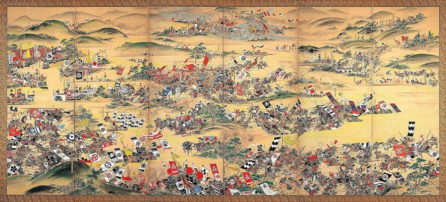 毎年9月15日にTwitter上で関ヶ原の戦いが起こっているというトリビア