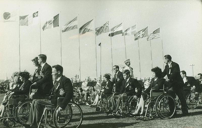 「パラリンピック」という名称は、1964年の東京大会に付けられたというトリビア
