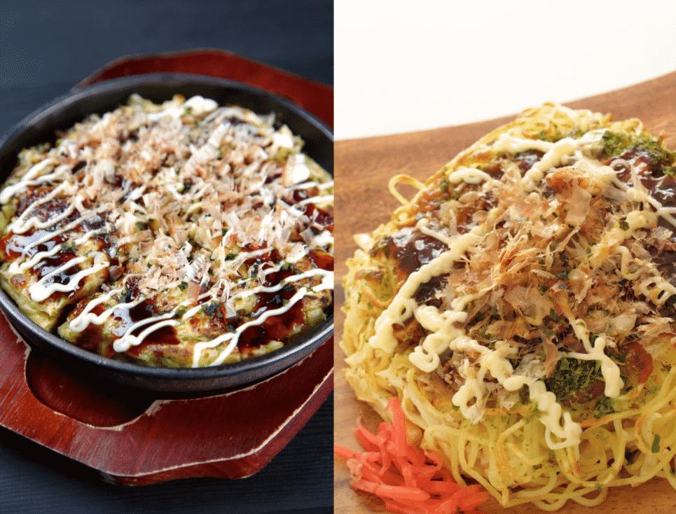 関西風お好み焼きと広島風お好み焼きの違いに関する雑学