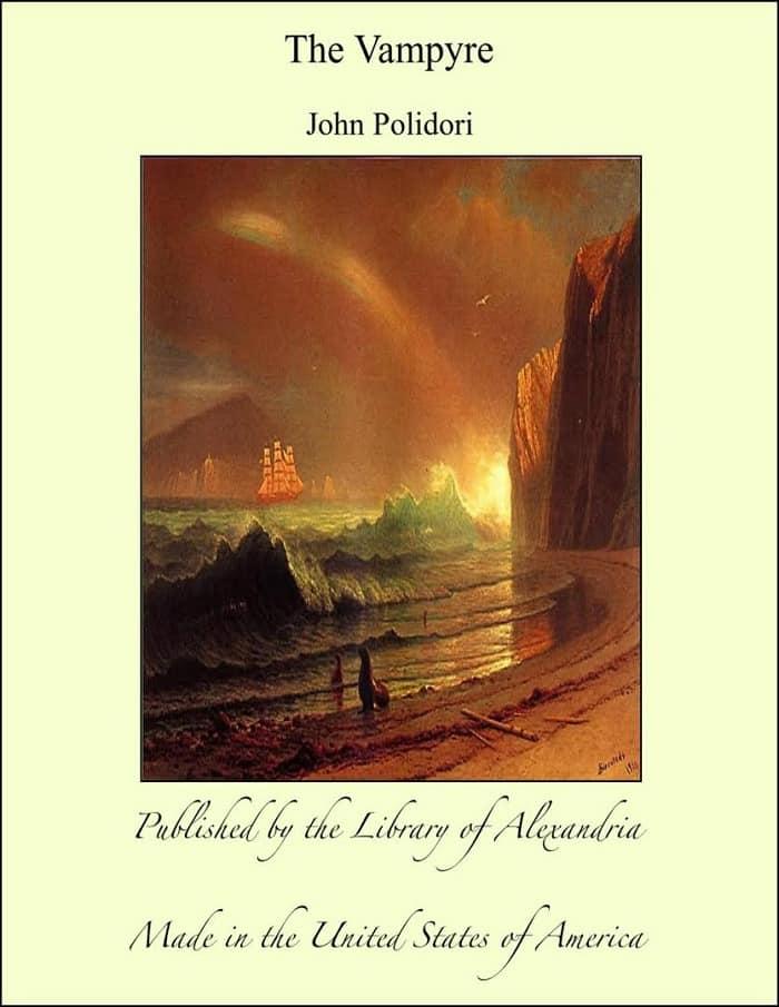 現在のイメージはジョン・ポリドリの『吸血鬼』についてのトリビア