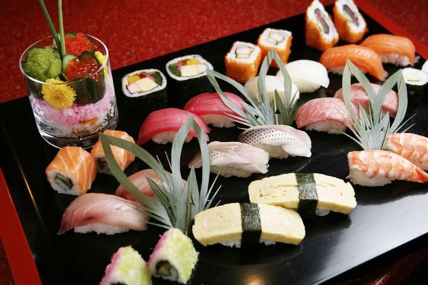 寿司の雑学まとめ