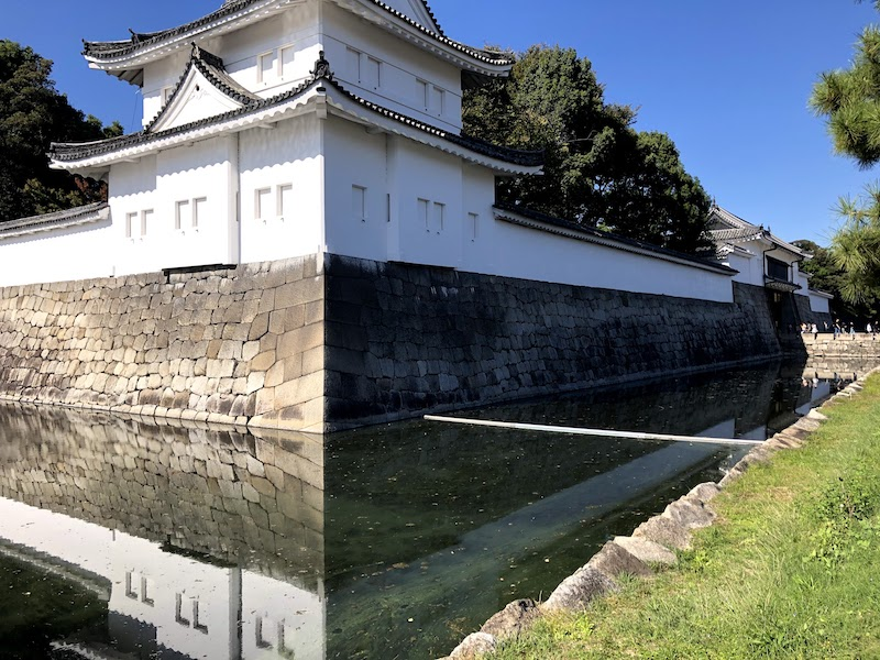 二条城の櫓