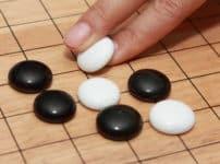 碁石の白石より黒石が少しだけ大きい理由に関する雑学