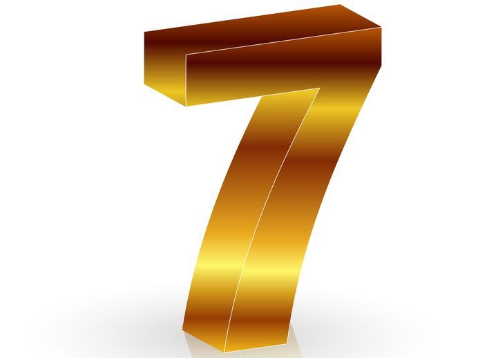 「親の七光り」の「七」ってどういう意味?という疑問に関する雑学