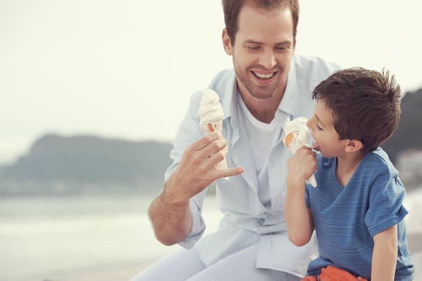 アメリカ人はアイスクリームが大好き!についてのトリビア