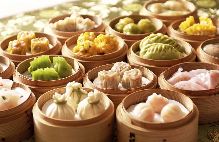 中華の「点心」は軽食やおやつというトリビア