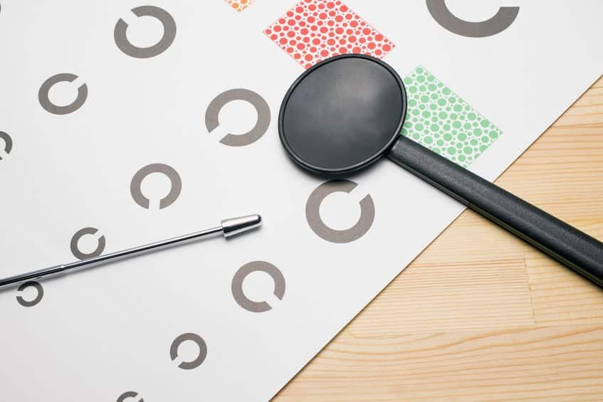 視力検査の「C」には名前があるという雑学