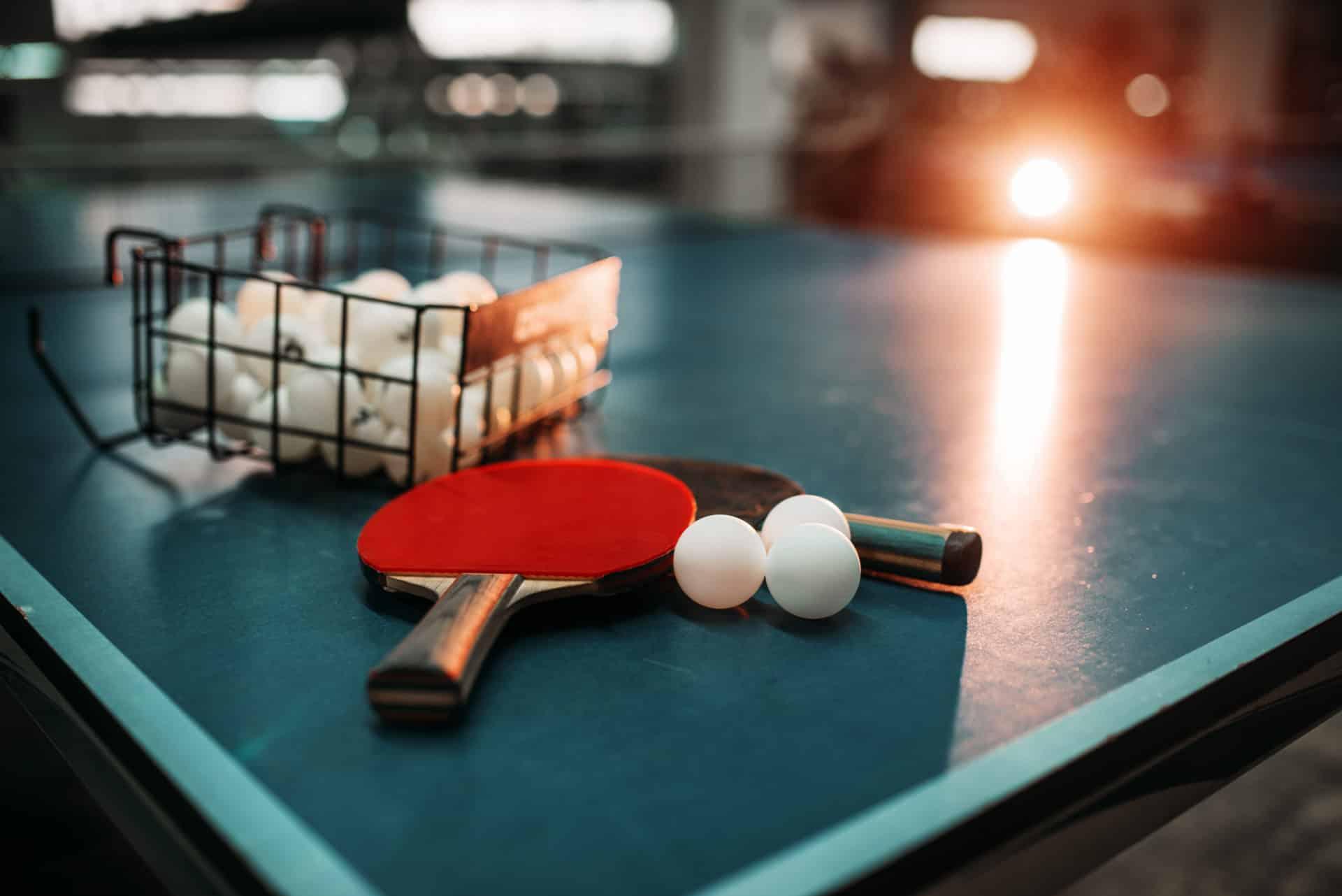 卓球の雑学まとめ