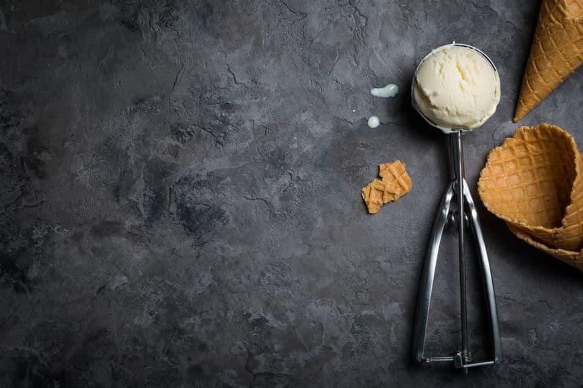 日本海軍もアイスクリームを製造していたというトリビア