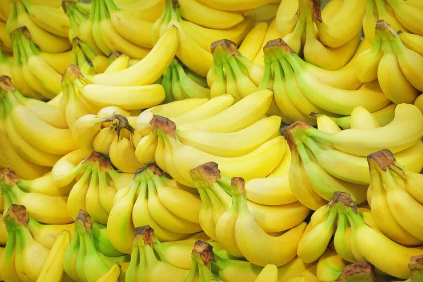 バナナは親と同じ遺伝子をもっているという雑学