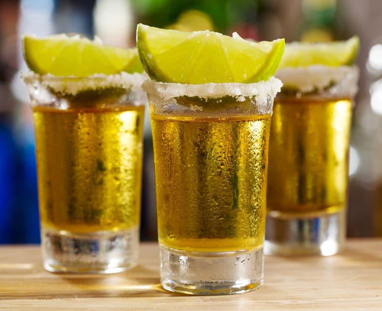 アルコール度数の高い酒:テキーラ