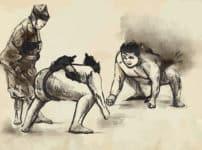 相撲には「痛み分け」という判定があるという雑学