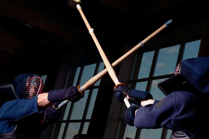 剣道ではガッツポーズをしたら負けになるという雑学