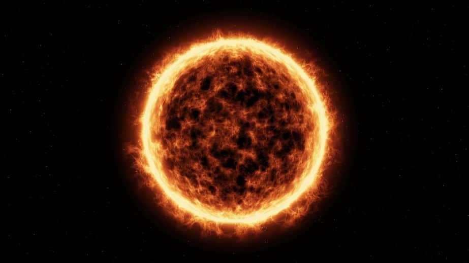 太陽は燃えているわけではないというトリビア