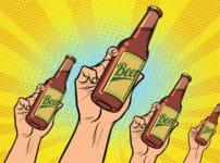 ビール瓶やドリンク剤のビンが茶色なのはなぜ?という雑学