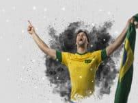 サッカーワールドカップで一番優勝している国は「ブラジル」という雑学
