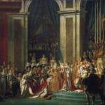 「ナポレオンの戴冠式」の絵が2枚ある理由に関する雑学