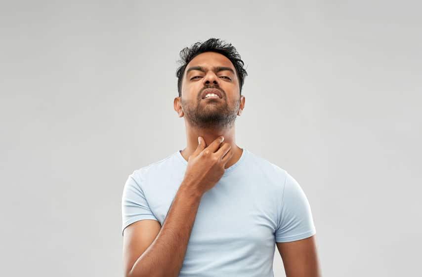 男性ののどぼとけを英語で「Adam's Apple」というトリビア