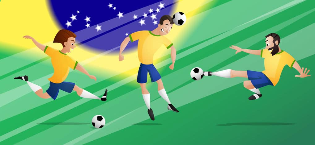 痩せっぽち・おとぼけ・ハゲ頭。ブラジル選手のあだ名はとってもユニークについてのトリビア