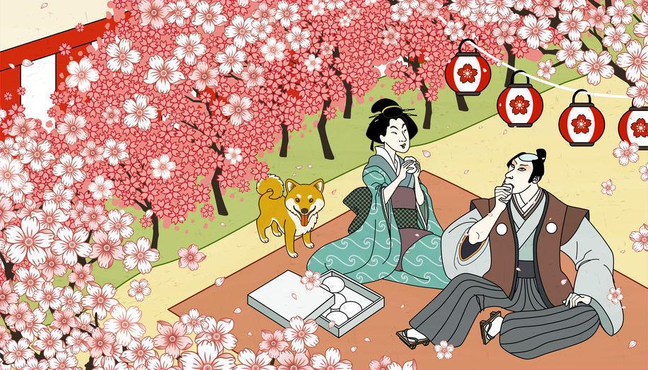 桜餅と柏餅の歴史についての雑学