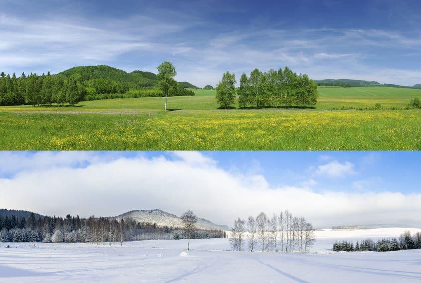 真夏日・猛暑日は夏日の上。真冬日は冬日の上位互換!についてのトリビア