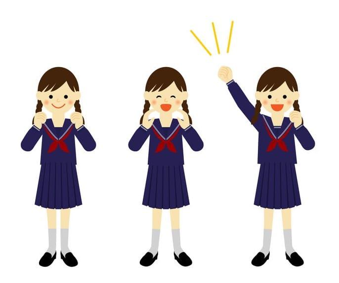 女子限定の制服になっているのは日本だけというトリビア