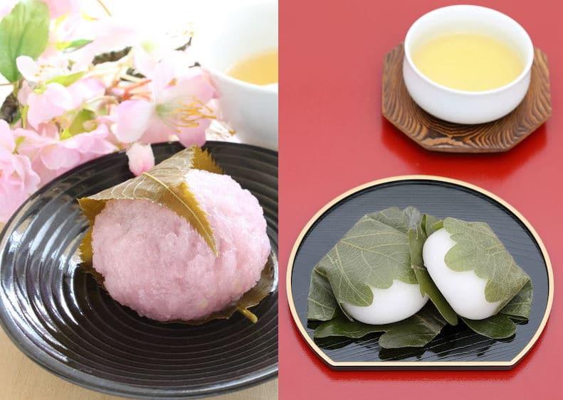 桜餅の葉は「食材」、柏餅の葉は「器」という雑学