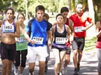 市民マラソンのスタート地点に関する雑学