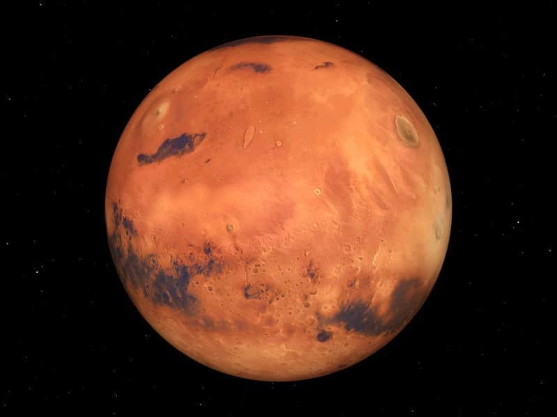 火星にはエベレストより高い山「オリンポス山」があるという雑学