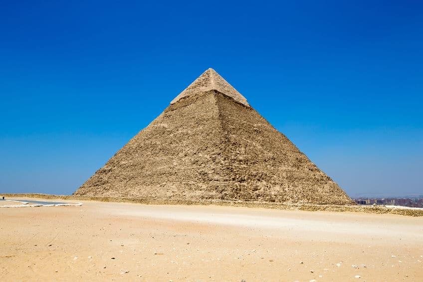 「ピラミッド」と名付けたのはエジプト人ではなくギリシャ人という雑学