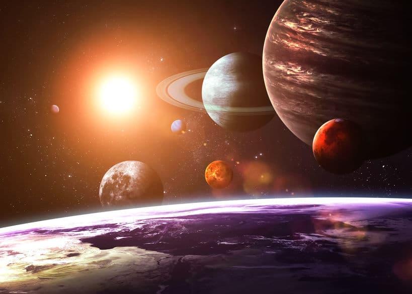 宇宙の雑学まとめ