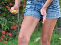 蚊に刺されやすい人と刺されにくい人の違いに関する雑学