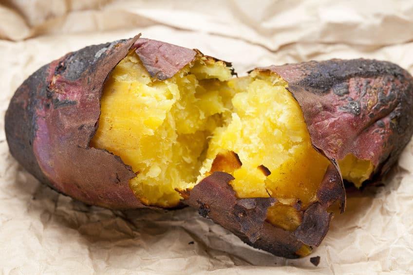 石焼き芋の甘みの正体は?なぜ甘くなる?についてのトリビアまとめ