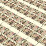 1万円札の製造原価は22円という雑学