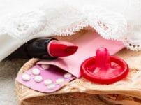 コンドームとピルについての雑学