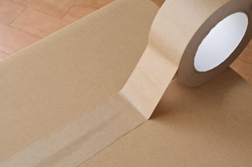 ガムテープは和製英語についてのトリビア