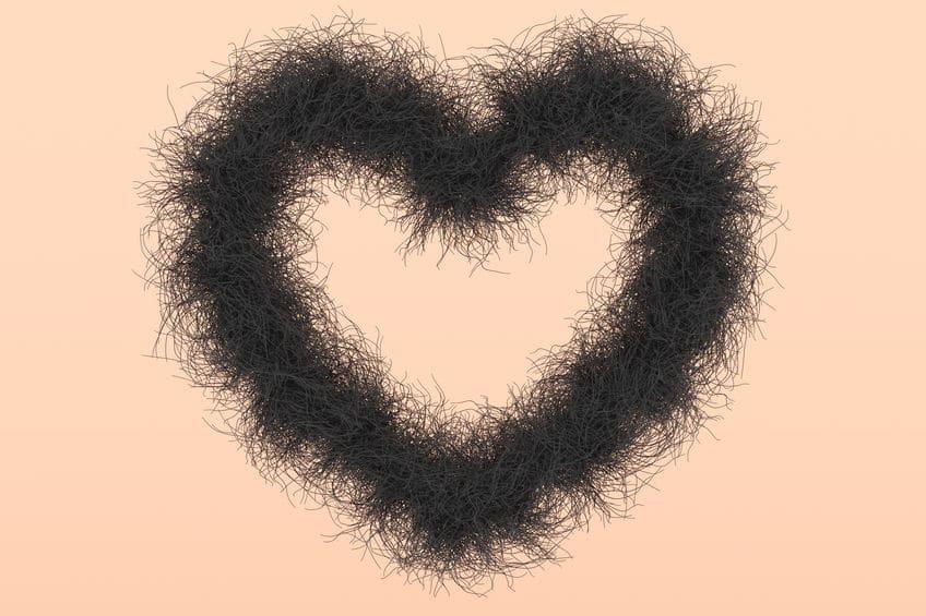 女性の陰毛専用のカツラが存在するという雑学