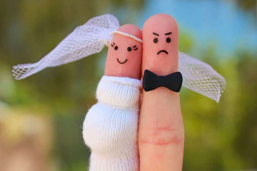 アメリカのできちゃった婚は命がけというトリビア