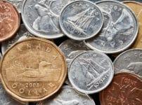 カナダには小銭の使用制限があるという雑学