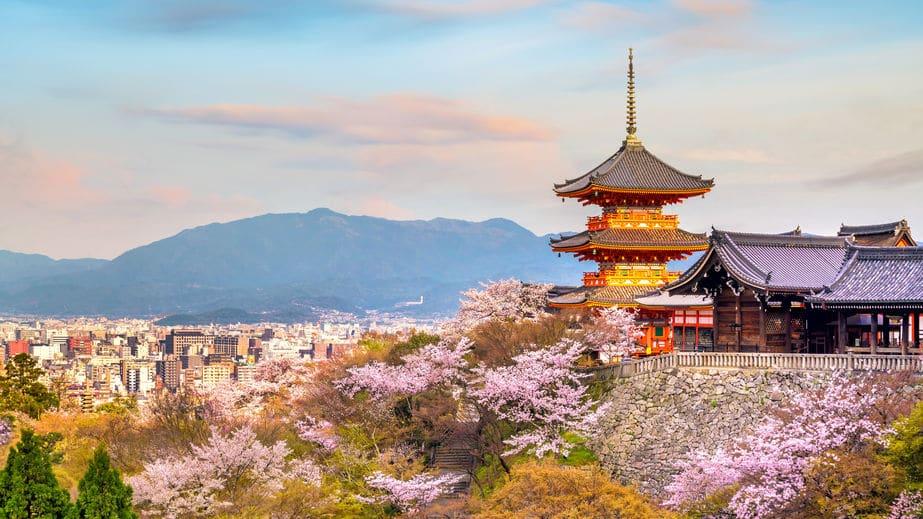 京都の寺の数は日本で5番目についてのトリビア