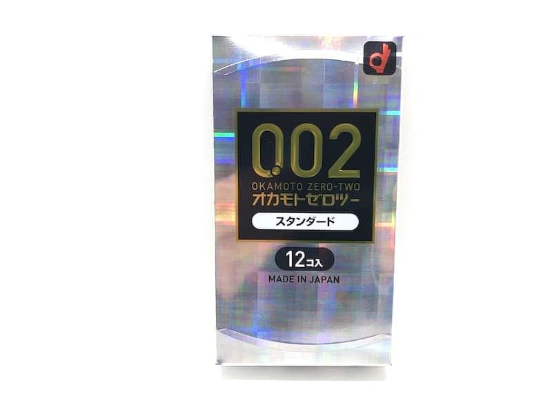 「オカモトゼロツー 0.02 スタンダード」のコンドームレビュー