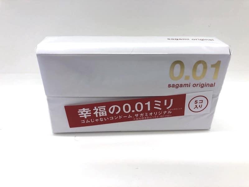 「サガミオリジナル001」のコンドームレビュー