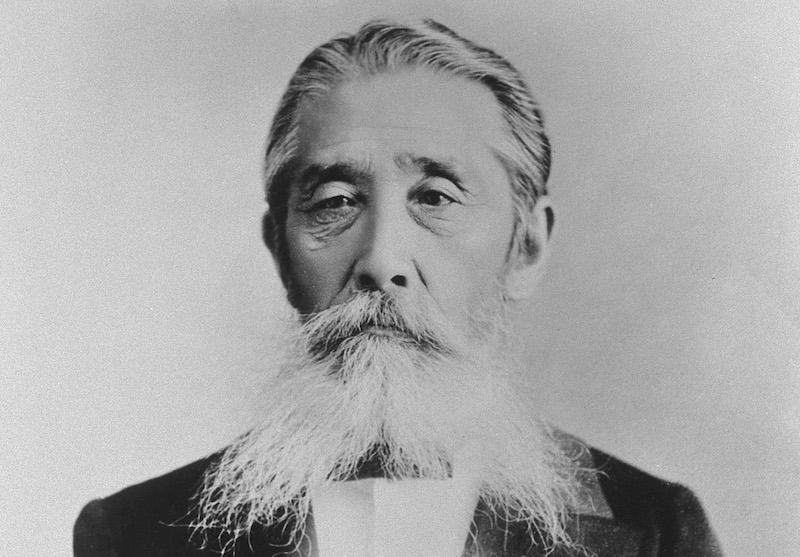 日本で初めてルイ・ヴィトンを買ったのは板垣退助という雑学