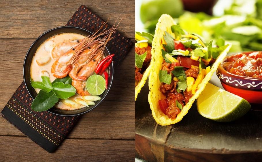 使われる料理にも大きな差があるというトリビア