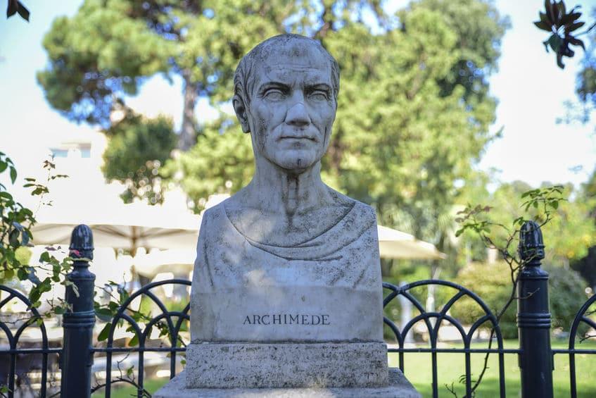 アルキメデスの残念すぎる最期に関する雑学