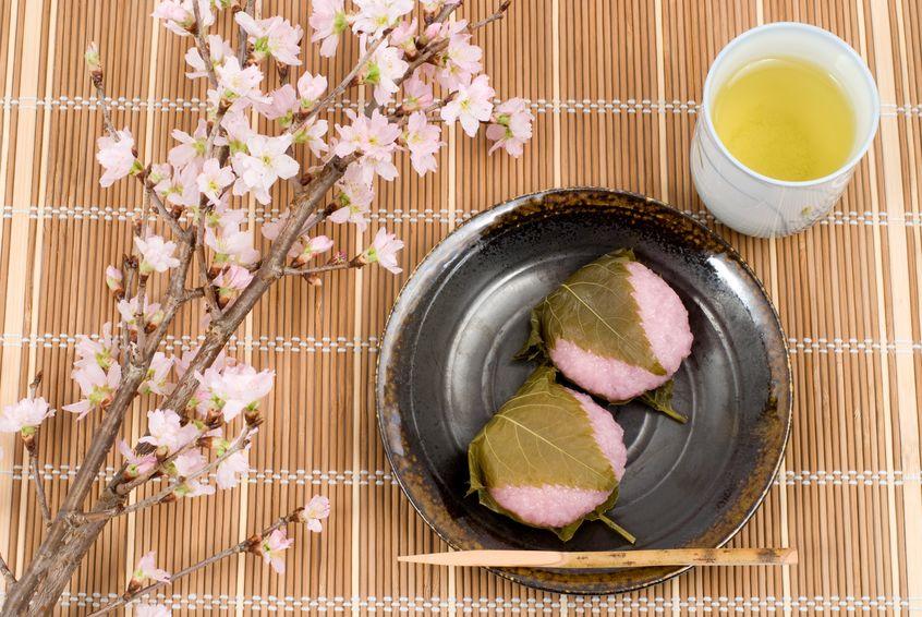 桜餅と柏餅の歴史に関する雑学まとめ
