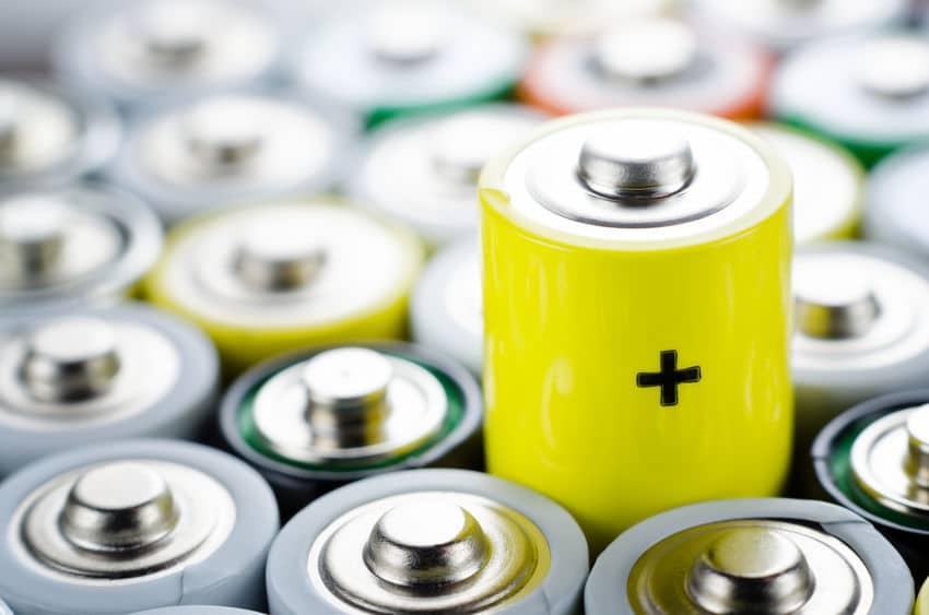 アルカリ電池を上から落とすだけで新品か確認できるというトリビア